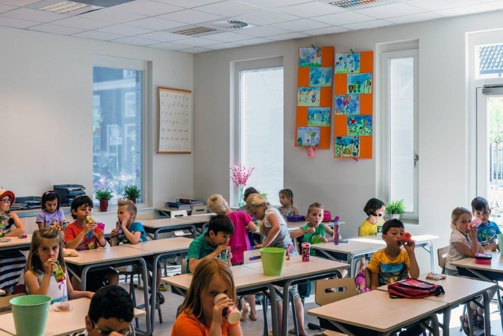 RENSON Healthy School Concept focust op een gezond en comfortabel binnenklimaat