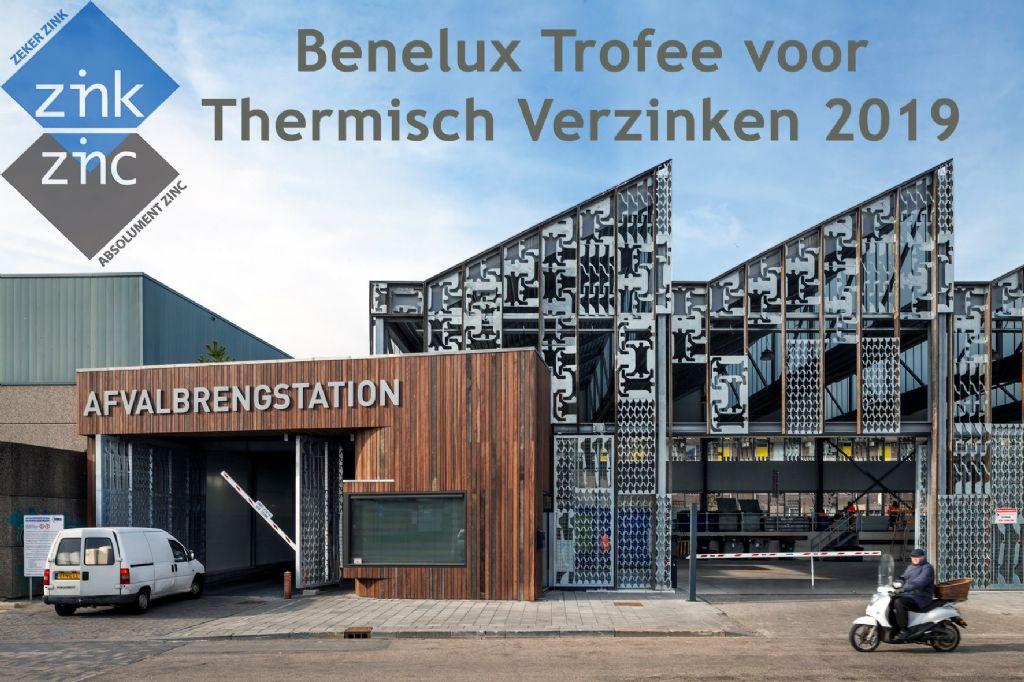 Inschrijvingen Benelux Trofee Thermisch Verzinken 2019 geopend