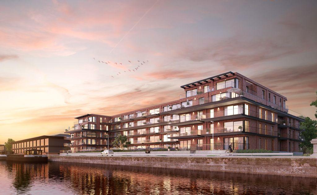 Gents nieuwbouwproject København krijgt vorm