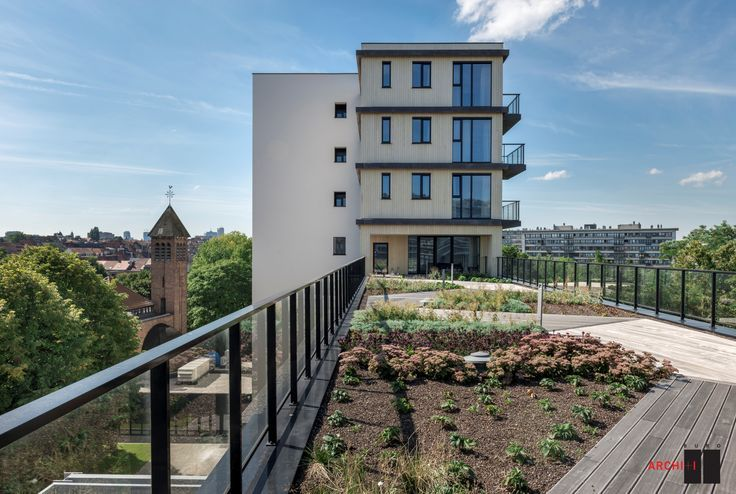 Sint-Josef Evere : un projet qui décloisonne l'habitation et les soins