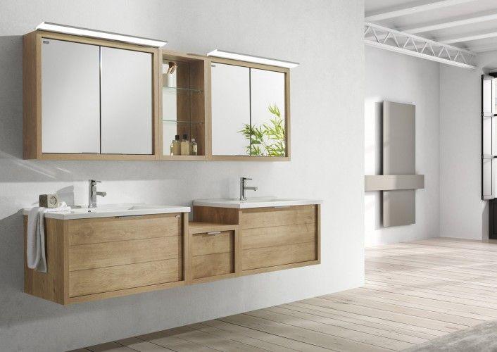 Badkamers uit hout opnieuw in de mode