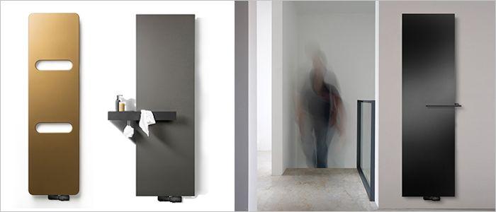 Creëer karaktervol contrast met het nieuwe zwarte design ventielset van Vasco