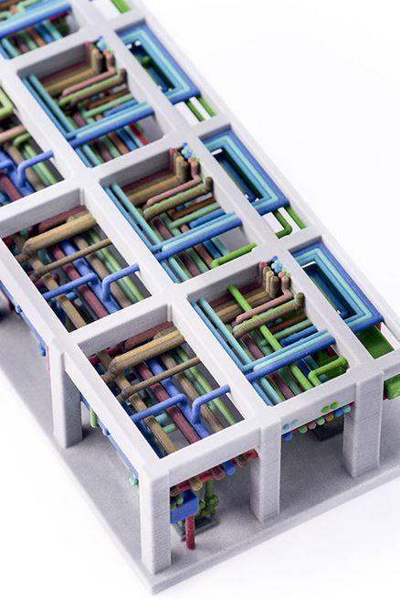 3D-print van technieken.