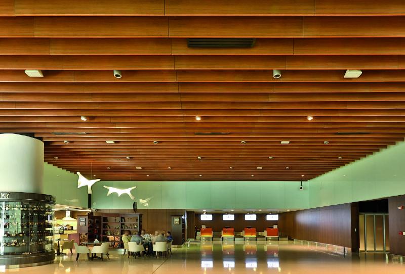 Hunter Douglas introduceert Baffle Ceiling op Architect@Work