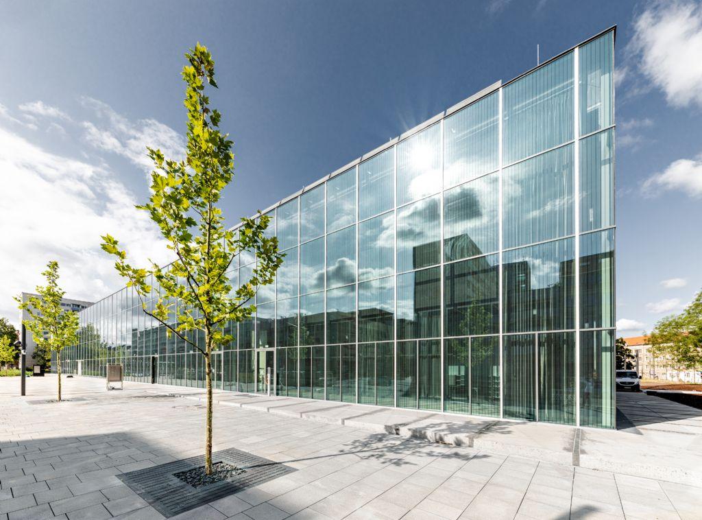 Nieuw Bauhaus Museum in Dessau opent de deuren