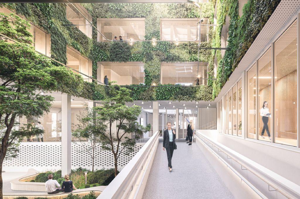 LOW Architecten maakt kabinetsgebouwen Vlaamse Regering klaar voor de toekomst
