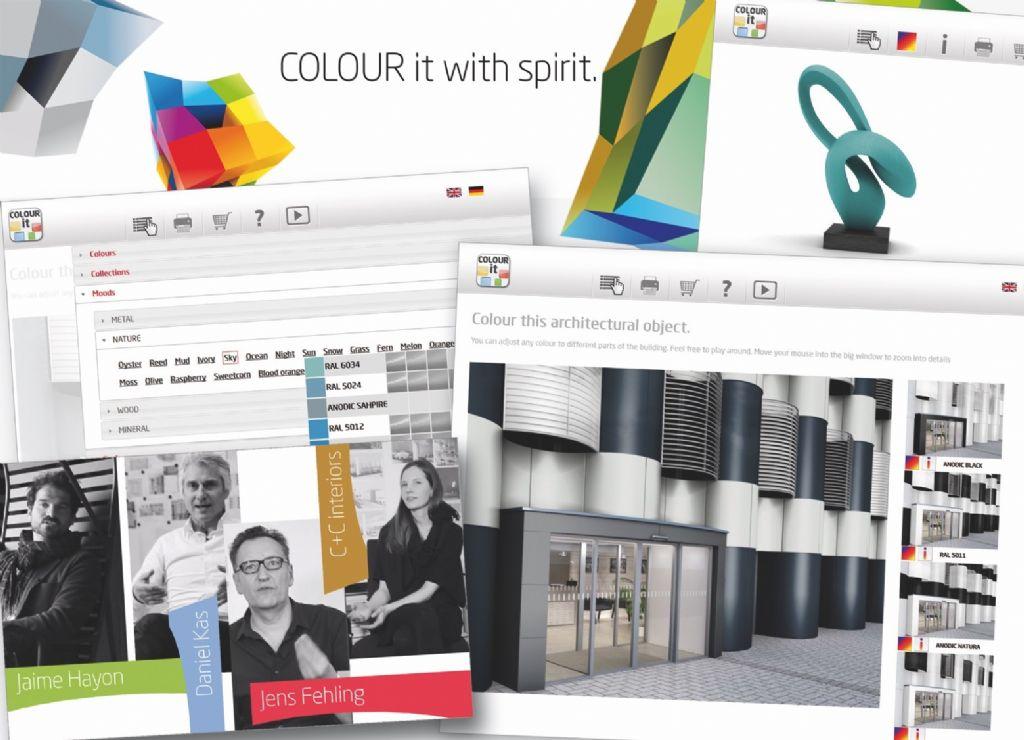 Maak de beste kleurkeuzes met COLOUR it.-applicatie van Axalta