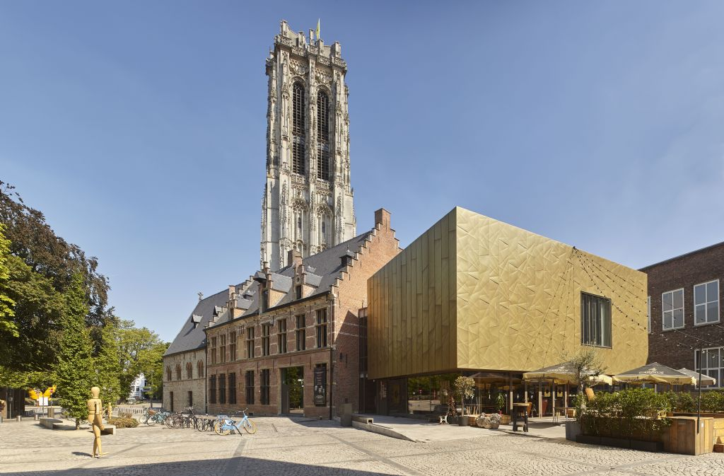 Heilige Geestsite, Mechelen