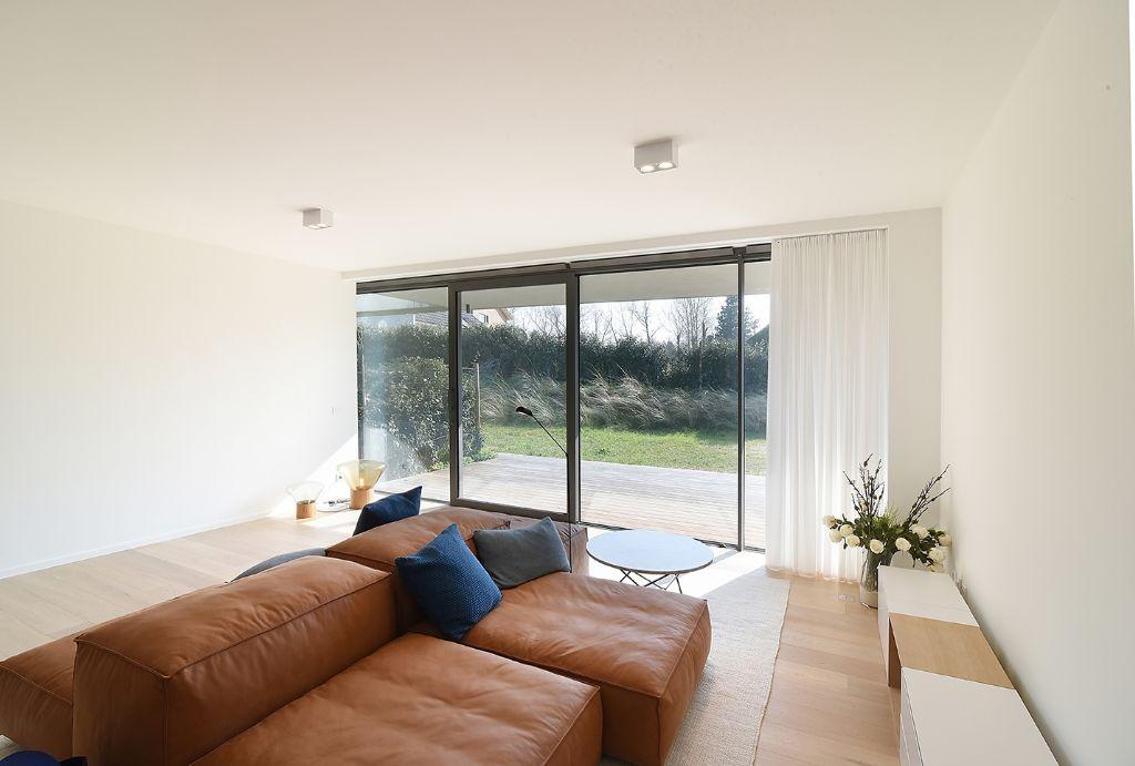 Natuurlijke ventilatie brengt rust in residentie Skyfall