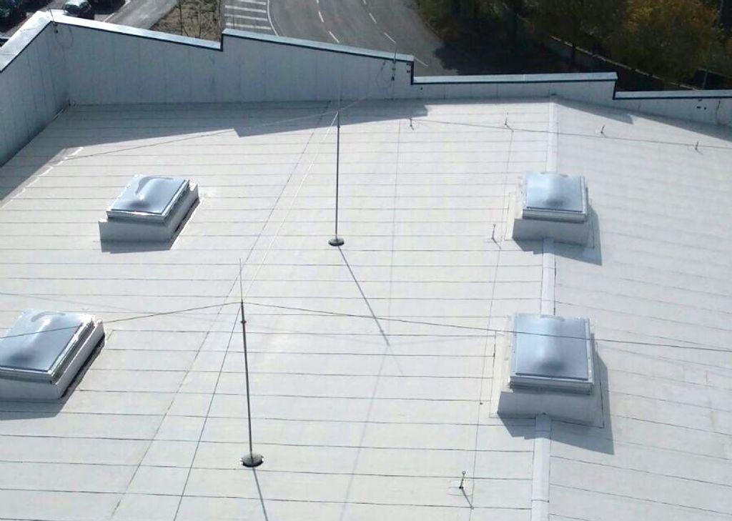 's Werelds grootste foodies park heeft dakbedekking 'made in Belgium'