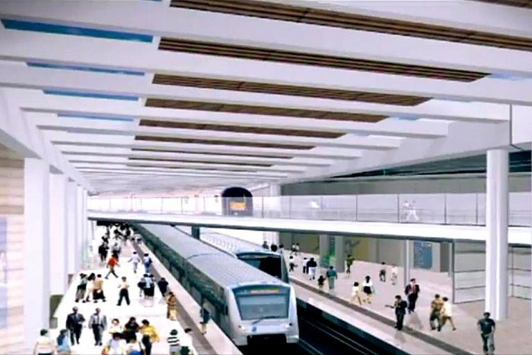 Werken omgeving Schuman Station