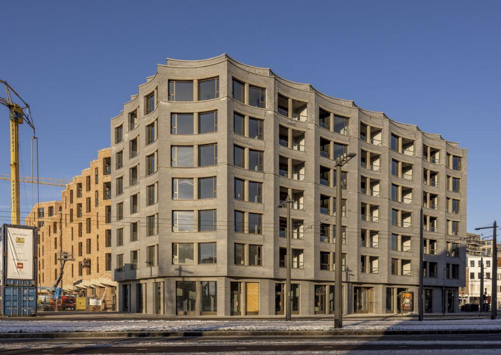 New York & London Residence, Antwerpen