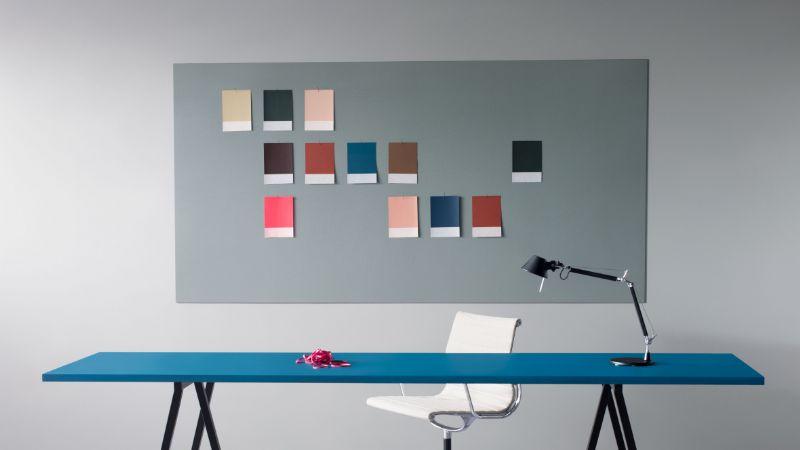Pratique et décoratif : le Bulletin Board de Forbo