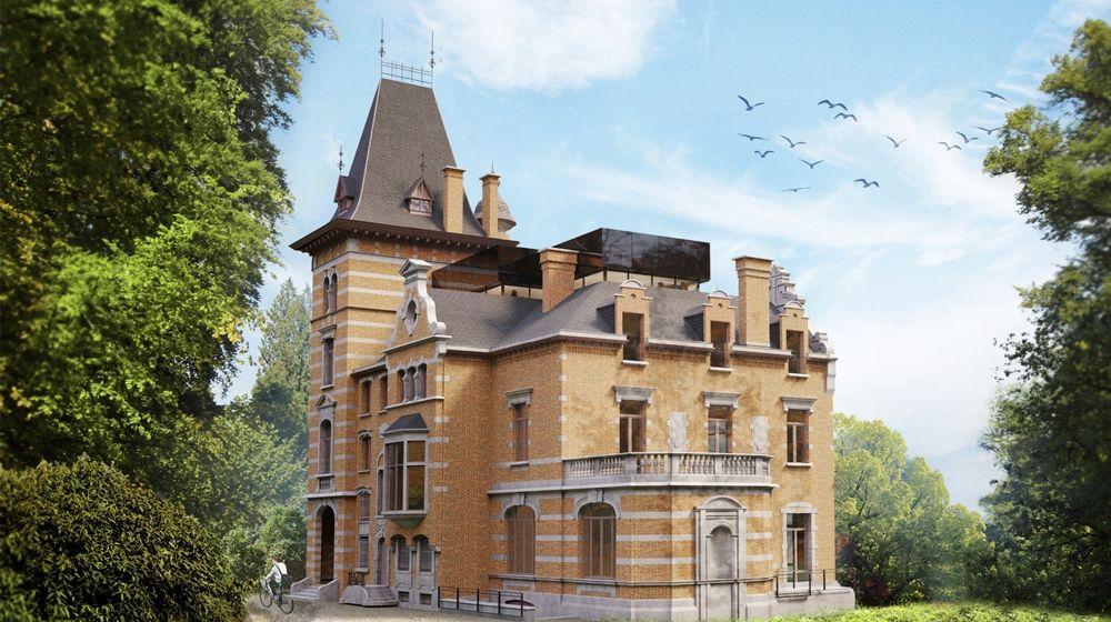 Château Tournay-Solvay : anticiper et proposer ce qui sera ou pourrait être