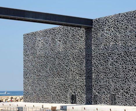 MuCEM in Marseille van Rudy Ricciotti