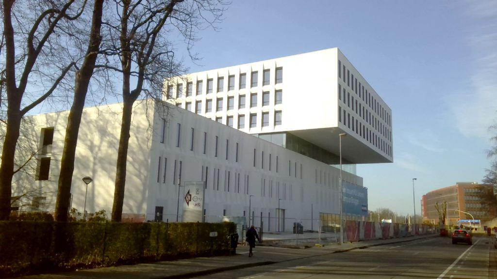 KUL Campus Brugge: verlichtings-specialist vergroot installatiegemak