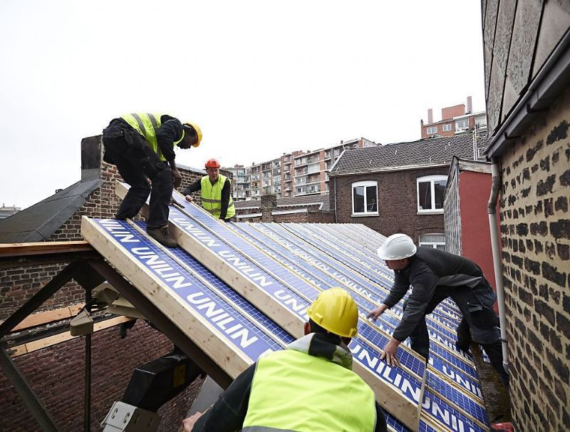 Environmental Product Declaration voor Unilin division insulation