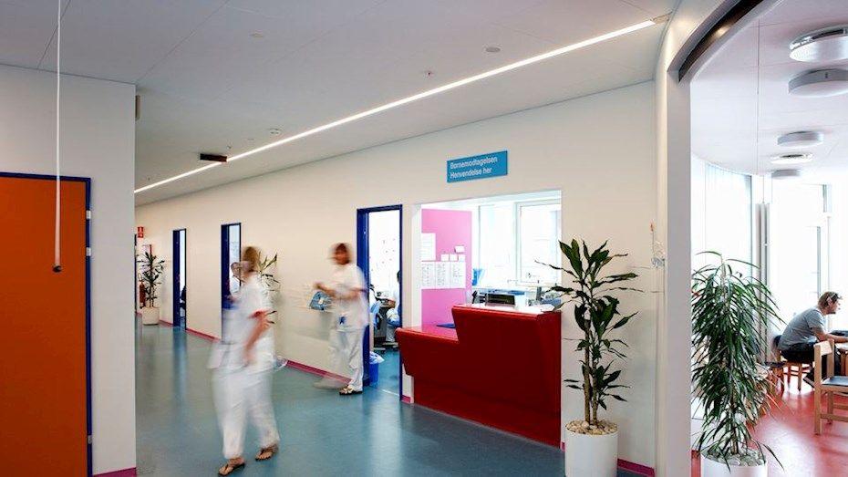 Rockfon® MediCare®: akoestisch plafond voor ziekenhuizen