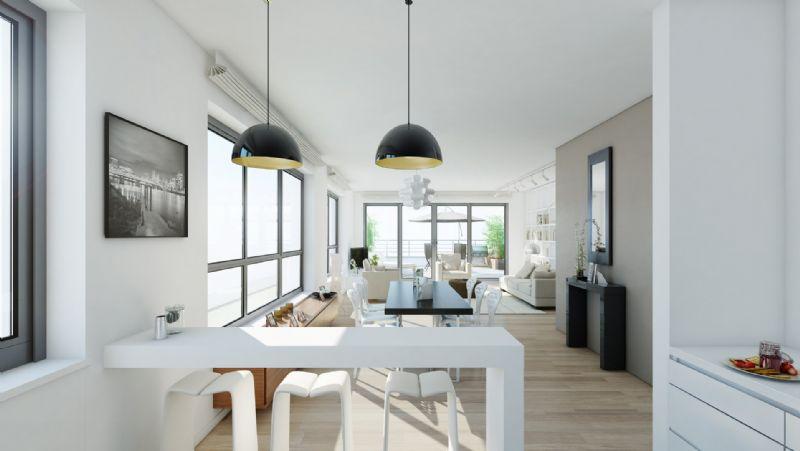 Partie résidentielle du projet (DDS & Partners Architects)