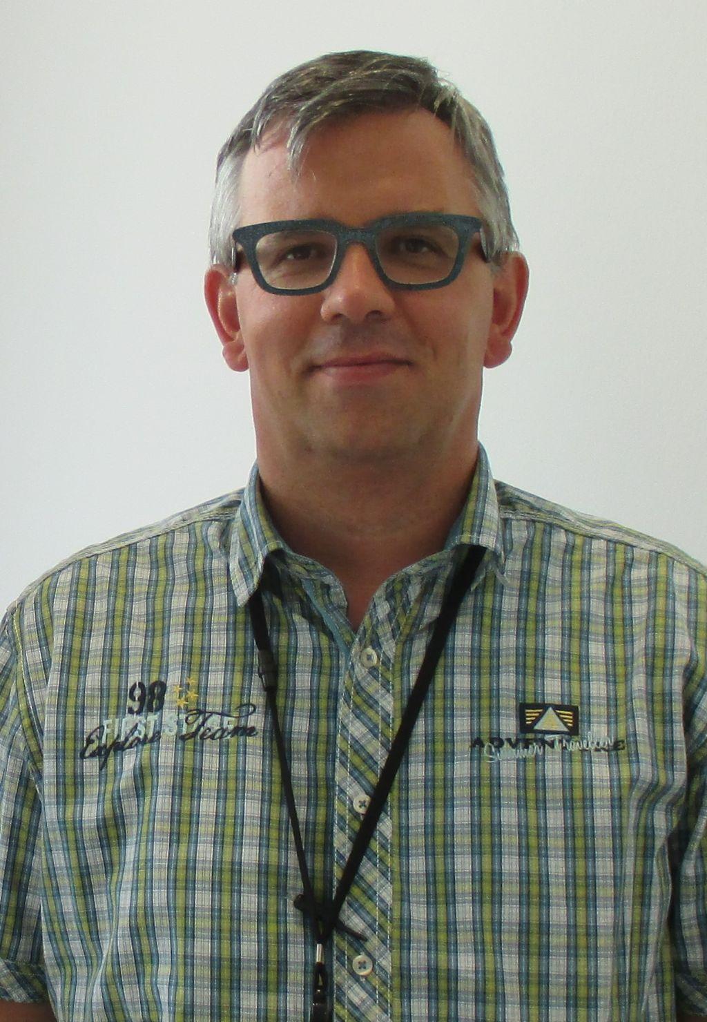 Jan Claesen, technisch directeur van AZ Sint-Maarten in Mechelen.