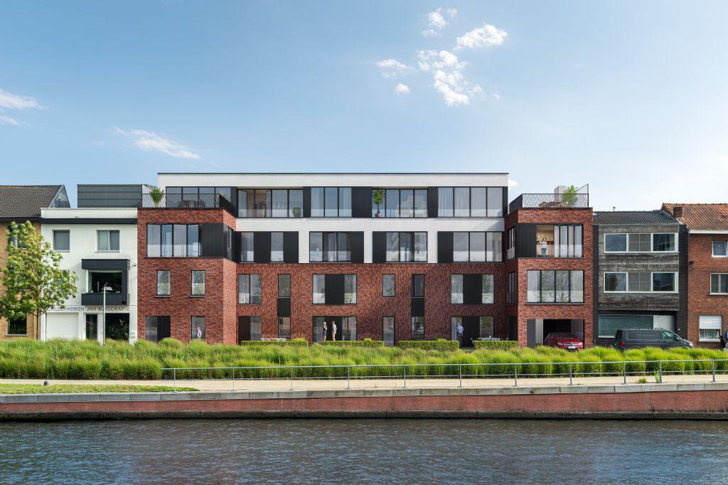 Oud Administratief Centrum in Kortrijk ruimt plaats voor wooncomplex Felys