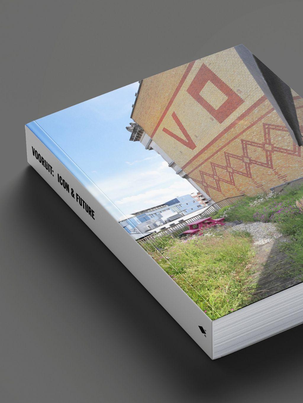 Transformatie Kunstencentrum Vooruit nu ook in boekvorm