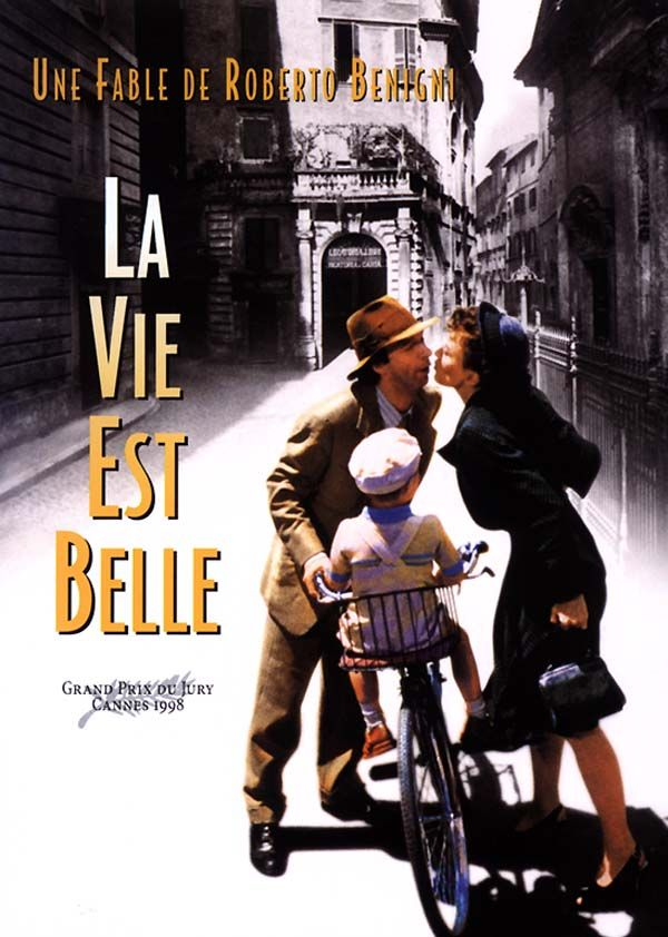 La vie est belle, par Roberto Benigni