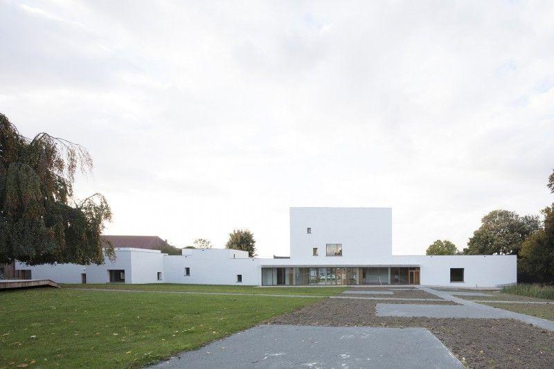 En 2019, V+ et Projectiles avaient remporté le 'Prix de la Reconstruction sur la ville' avec le Musée de Folklore (Mouscron).