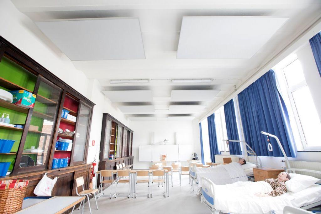 L'importance du confort acoustique dans un environement scolaire