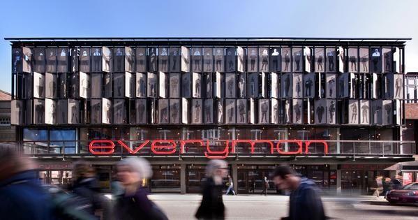 De winnaar van de Stirling Prize 2014: het Everyman Theatre van Haworth Tompkins.
