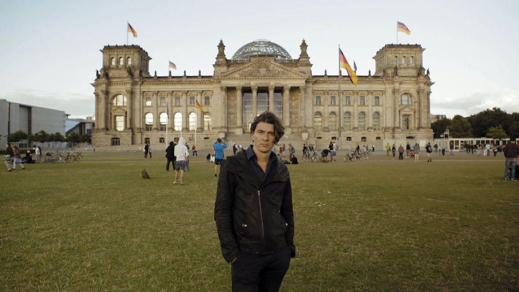 Verhulst in Berlijn.