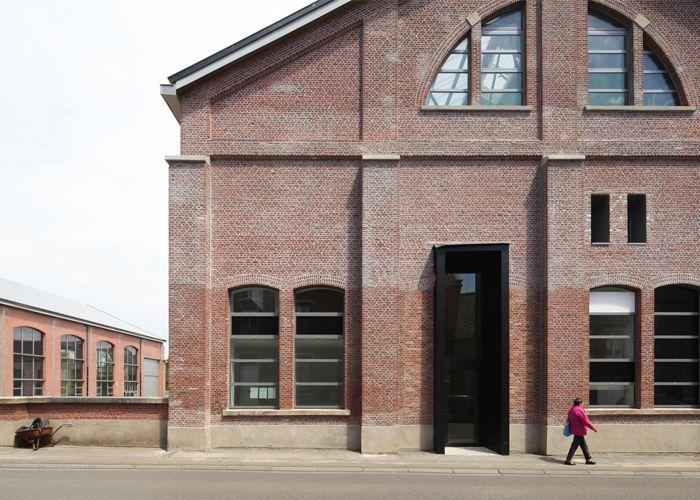 Lauréate dans la catégorie 'Habitat collectif' : Laure Bertrand (LRArchitectes) pour l'Arsenal, logements sociaux à Pont-à-Celles