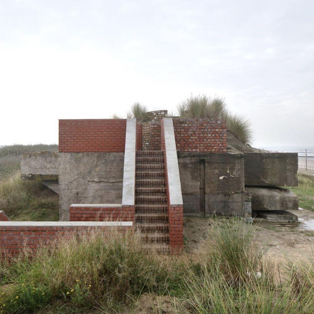 WOI-tentoonstellingsbunker, aNNo architecten