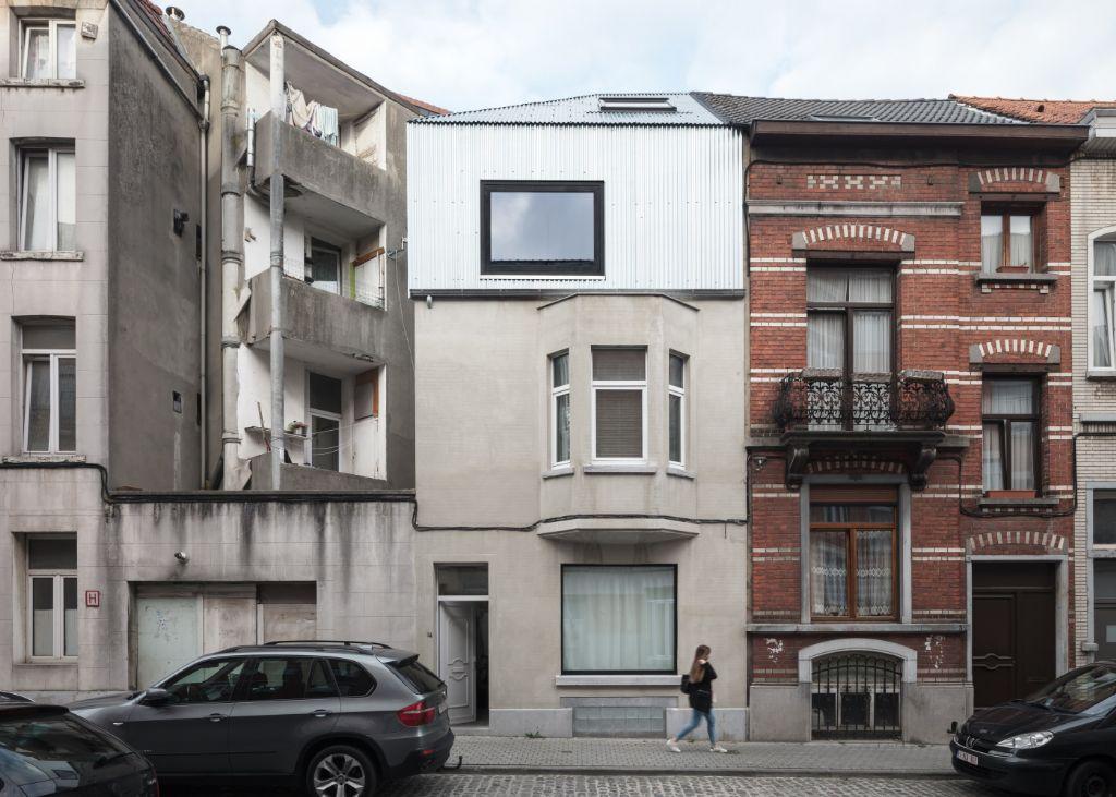 BBA 3-2-1 Façade: eervolle vermelding voor Koekoek van Label Architecture