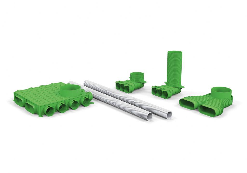 Nieuw luchtkanalensysteem DucoFlex maakt van Duco totaalaanbieder ventilatie