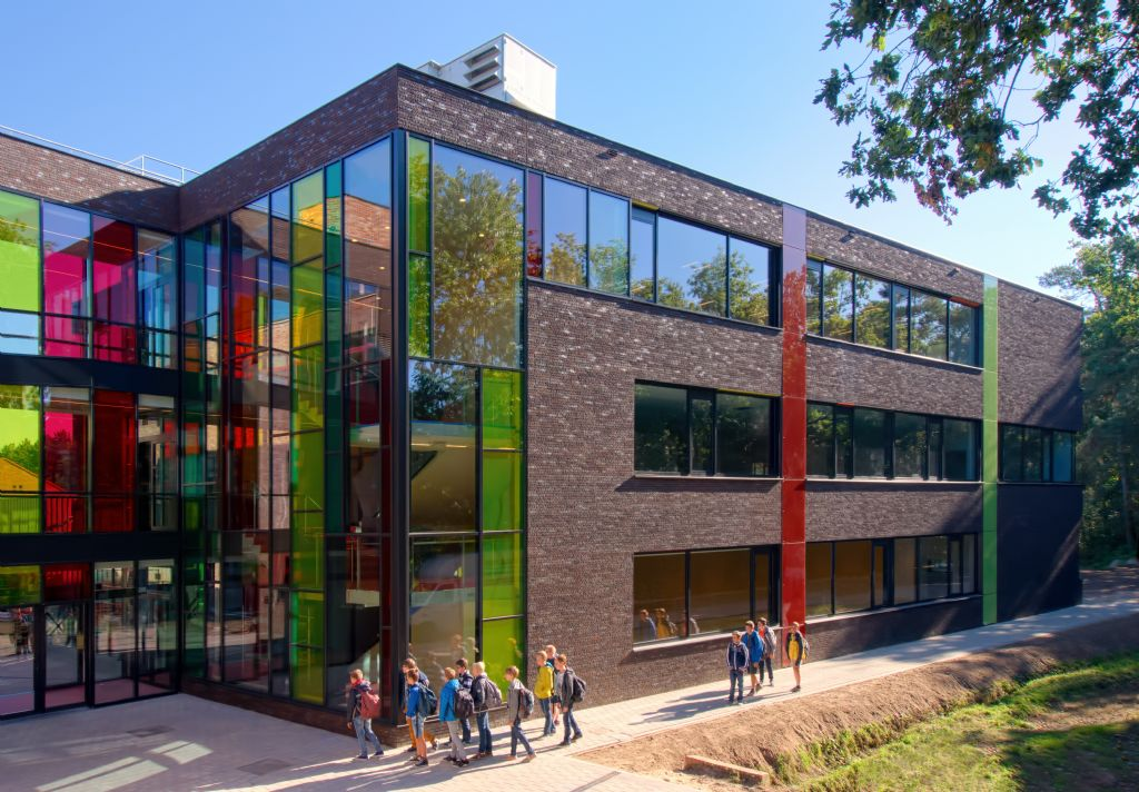School van SvM in Mol: Brandveiligheid is een belangrijk thema voor Scholen van Morgen.  Het is zelfs een aandachtspunt vanaf de wedstrijdvraag en de opmaak van de projectdefinitie.