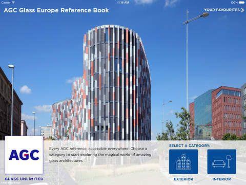 AGC Glass Europe lance deux applis utiles aux architectes