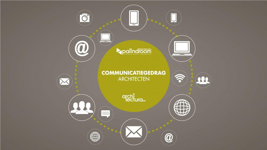 Grootscheeps onderzoek naar communicatie van en naar architecten