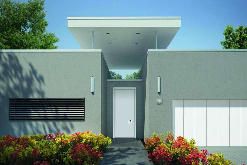 Hörmann introduceert kamerhoge voordeuren