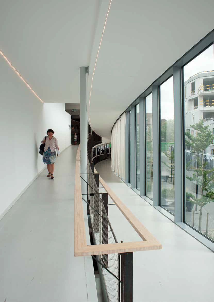 Architect: Pierre Blondel Architectes