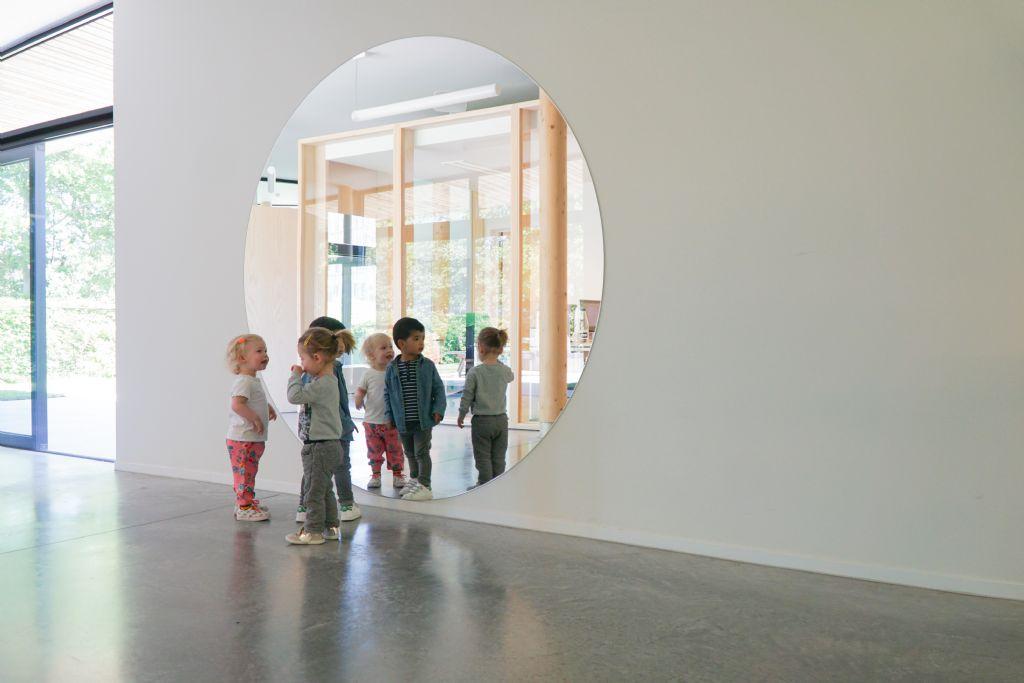 Kunstwerk Untitled (Prelude) in Kinderdagverblijf De Zonnebloem