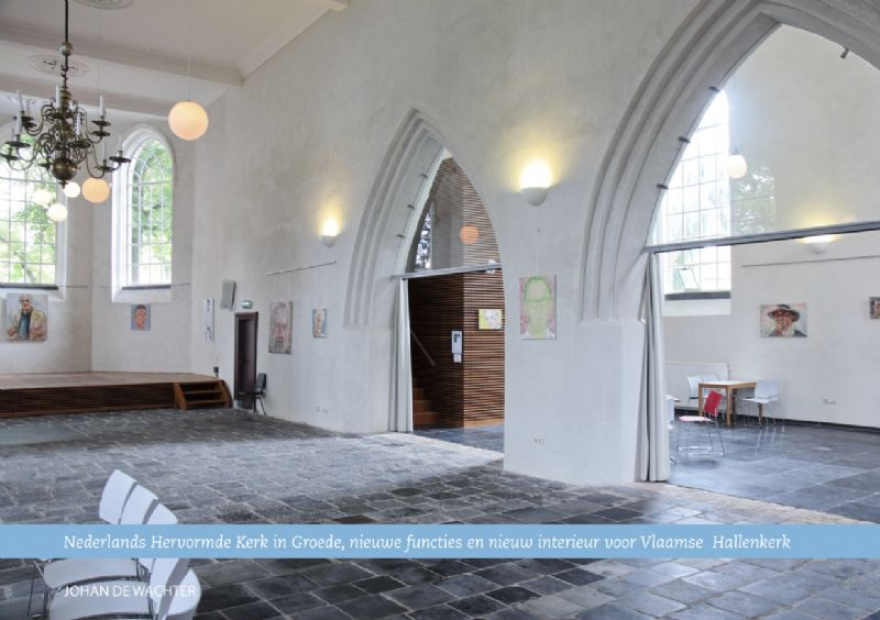 Nederlands Hervormde Kerk in Groede.