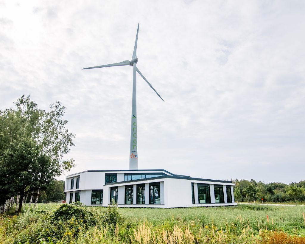Kantoorgebouw Infinity is uithangbord van duurzame oplossingen