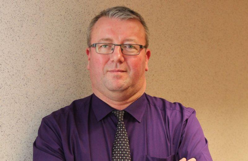 Andy Dilles, directeur Volkshuisvesting Willebroek