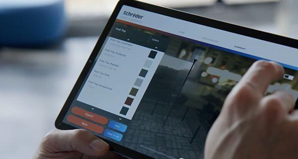 Nouvelles apps pour configurer et visualiser des solutions d'éclairage