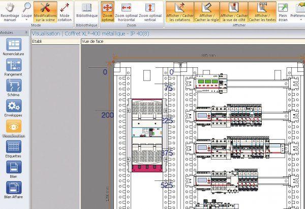 De uitbreiding werkt naadloos samen met de bestaande software, waardoor er een pak dubbel werk wegvalt.