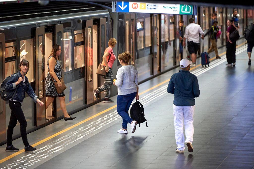 Métro 3 : permis d'urbanisme accordé pour le terminus temporaire