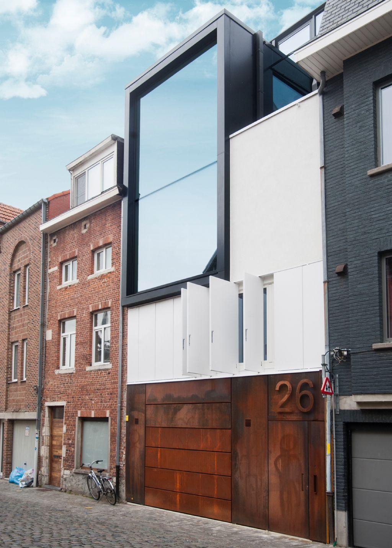 Woning H in hartje Leuven.