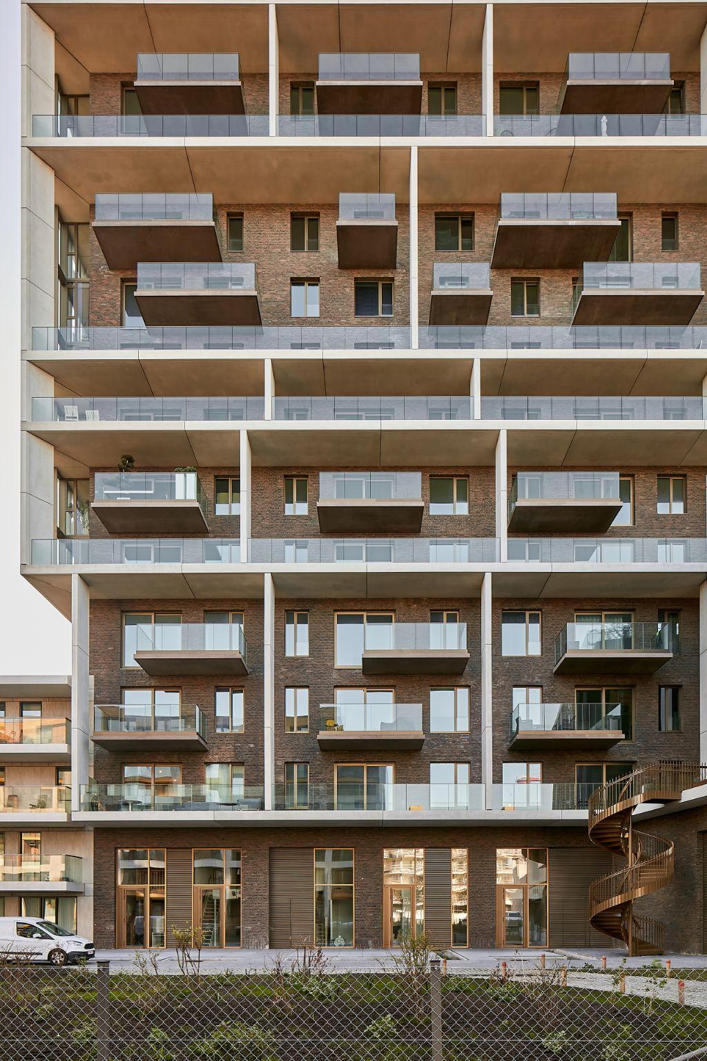 Scheldezicht neemt anonimiteit van hoogbouw weg  (C.F. Møller Architects i.s.m. BRUT Architecture and Urban Design)