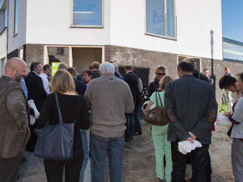 Inschrijven kan tot en met maandag 30 mei. Nieuwbouw- of renovatieprojecten in Vlaanderen of Brussel komen in aanmerking.